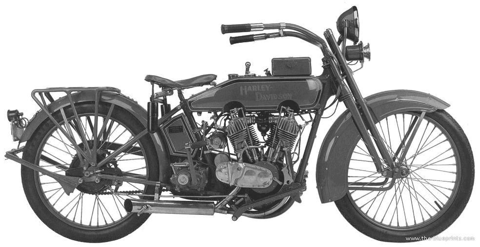 1921 J